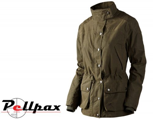 d066b88f7efac Seeland Woodcock Lady Shooting Jacket - Shaded Olive - Outdoor ...