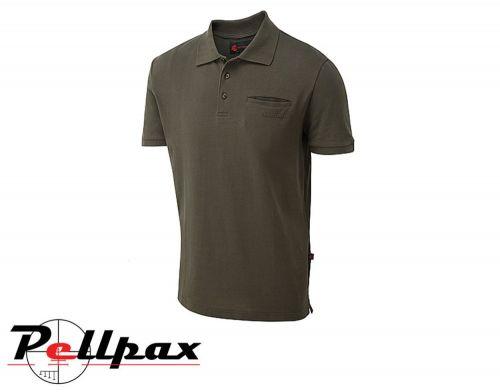 ShooterKing Game Polo Shirt - Green