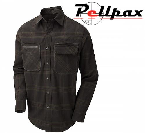 ShooterKing Hunter Land Shirt - Black/Grey