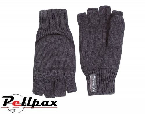 Shooters Mitts By Jack Pyke in Black