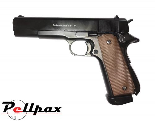 Brothers In Arms M1911 A1 - 4.5mm BB Air Pistol
