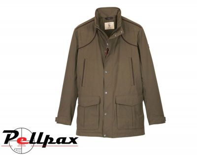 Signature Jacket Dark Green By Aigle