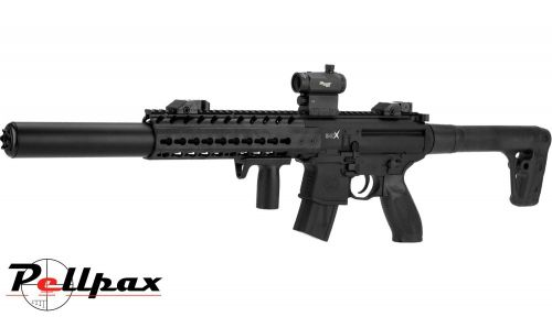 Sig Sauer MCX CO2 Air Rifle .177 - w/ Red Dot