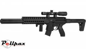 Sig Sauer MCX CO2 Air Rifle .177 - w/ 1-4x24 Scope