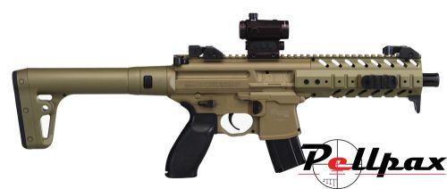 Sig Sauer MPX CO2 Rifle .177 - FDE