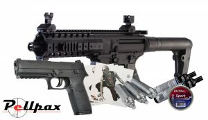 Sig Sauer MPX Special Operations Kit - .177 Pellet