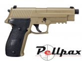 Sig Sauer P226 FDE CO2 - .177 Pellet