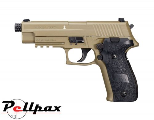 Sig Sauer P226 FDE CO2 - .177 Pellet Air Pistol