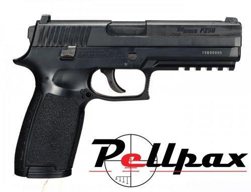 Sig Sauer P250 Black CO2 - .177 Pellet