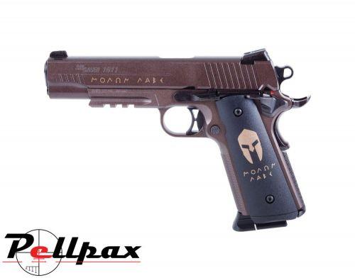 Sig Sauer Spartan 1911 - 4.5mm BB Air Pistol