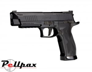 Sig Sauer X5 Black - .177 Pellet & 4.5mm BB Air Pistol