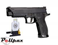 Sig Sauer X5 Black  & FREE Sig Sauer Target - .177 Pellet & 4.5mm BB