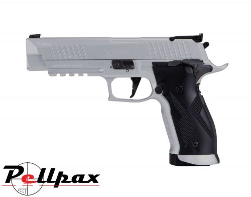 Sig Sauer X5 .177 Pellet CO2 Pistol + Hard Case - Second Hand