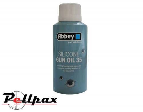 Abbey Silicone Gun Oil No 35 150ml Aerosol Can