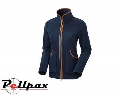 Performance Fleece Jacket Blue by ShooterKing