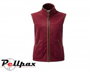 Performance Gilet Bordeaux By ShooterKing