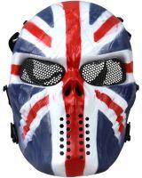 Kombat UK Skull Mesh Mask