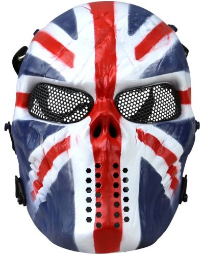 Kombat UK Skull Mesh Mask