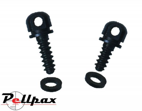 Sling Swivel Stud Set Black Oxide