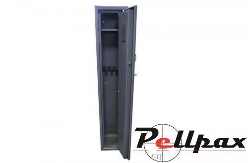 Biometric Electronic Keypad 4 Gun Cabinet