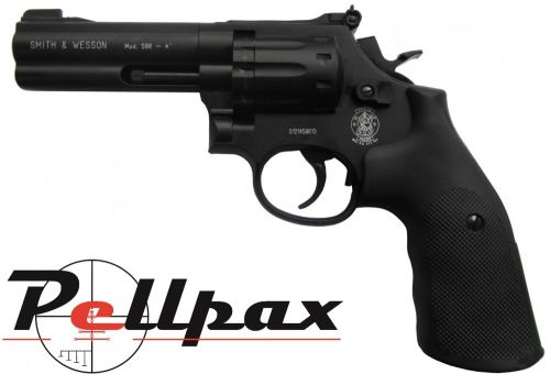 "Smith & Wesson 586 4"" Black - .177 Pellet"