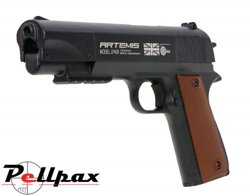 SMK Artemis LP400 Air Pistol - .177 Air Pistol