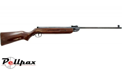 SMK B2 Traditional .22 Pellet Spring Rifle - Second Hand