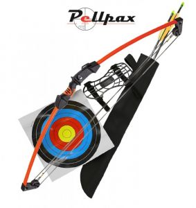 Chameleon Youth Compound Bow Kit - 10lbs