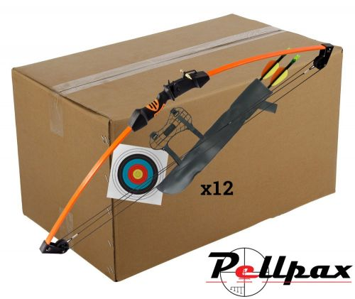 Chameleon Youth Compound Bow Kit - Bulk Box of 12