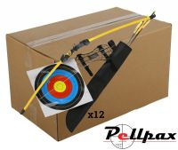 Chameleon Youth Recurve Bow Kit - Bulk Box of 12