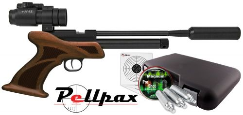 SMK Victory CP1 Stealth Shooter Pro Kit - .22 Pellet