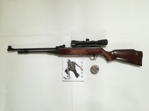 SMK DB5  22 Under Lever Air Rifle - One Off Kit