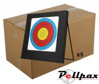 Foam Target With Stand - Bulk Box of 5