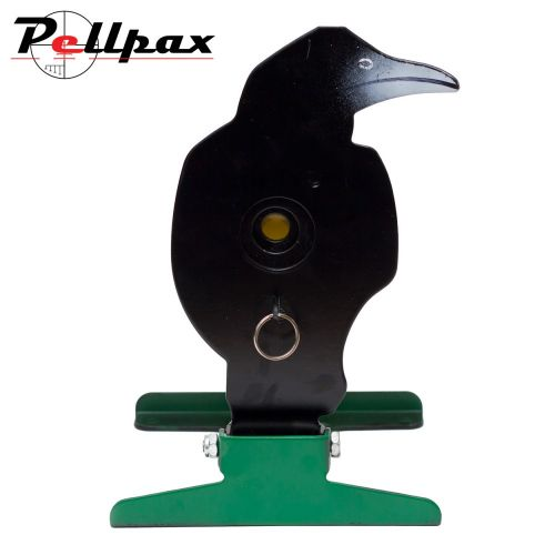 SMK Freestanding Folding Silhouette Knockdown Crow Target