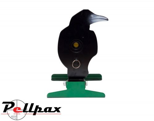 SMK Freestanding Folding Silhouette Knockdown Crow Target