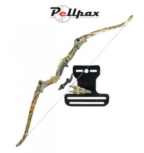 Camo Hawk Youth Recurve Bow