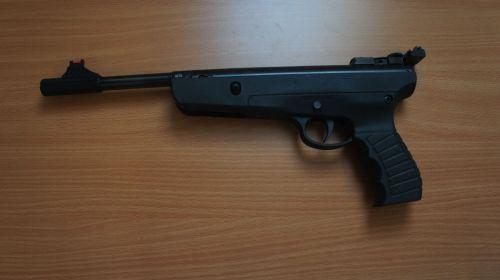 SMK XS32 - .22 Air Pistol - Shop Soiled