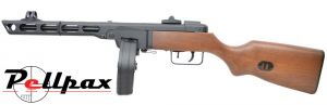 Snow Wolf PPSH AEG - 6mm Airsoft