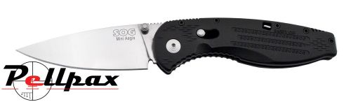 SOG Aegis Mini Folding Knife