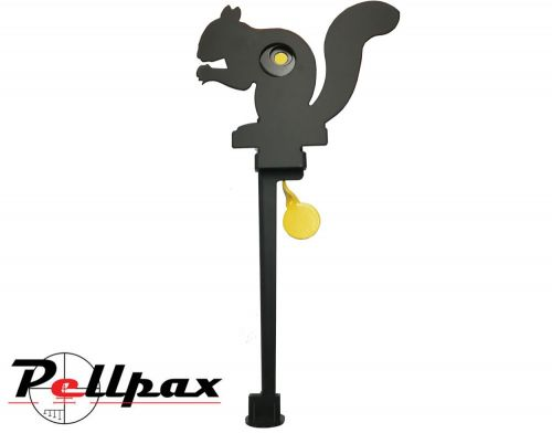 Proshot Ground Plug Knock Down Target - Squirrel / Crow