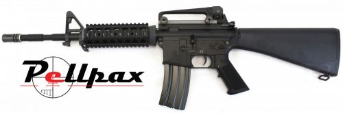 WE SR16 GEN 2 AEG 6mm Airsoft.
