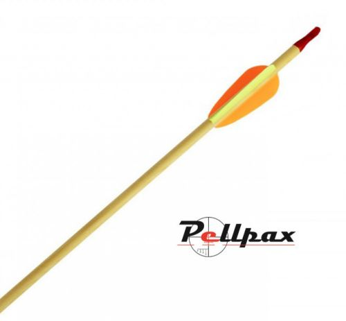 """Xion Wooden Trainer Arrows 29"""" - Pack of 5"""