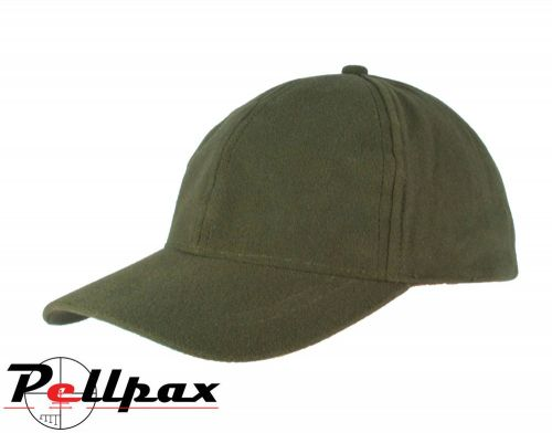 Junior Stealth Baseball Cap By Jack Pyke Hunters Green