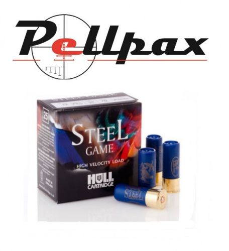 Hull Cartridge Steel Game 32g Fe4 Shot - 12G