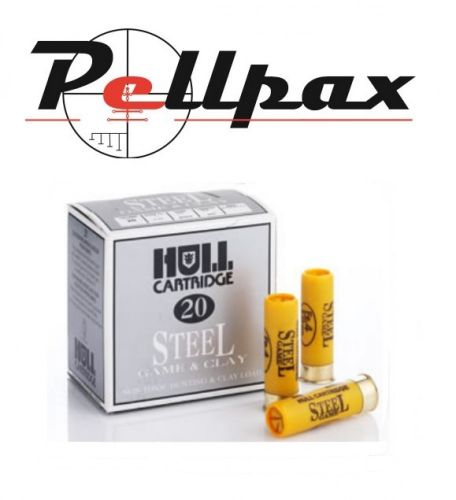 Hull Cartridge Steel Game 24g Fe5 Shot - 20G