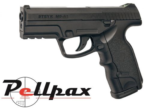 ASG Steyr M9-A1 Black - 4.5mm BB
