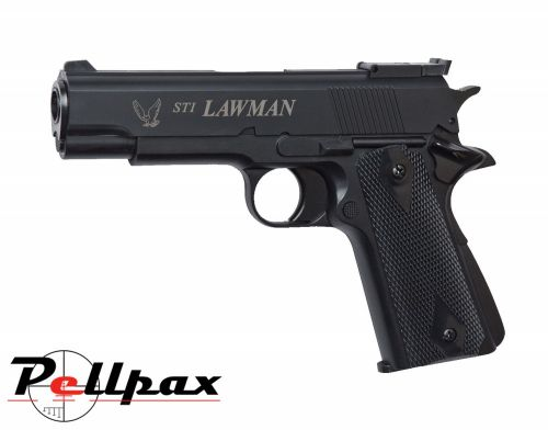 STI Lawman - Gas 6mm Airsoft
