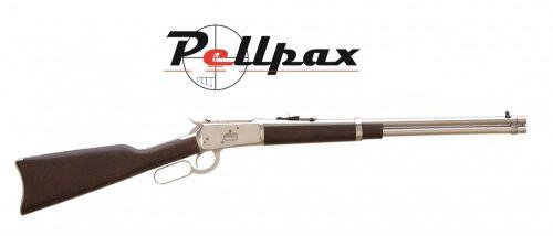 Rossi M92 Puma Round Barrel Stainless - .357 Magnum