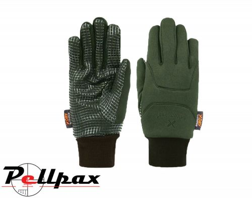 Sticky Waterproof Powerliner Gloves Green by Extremities