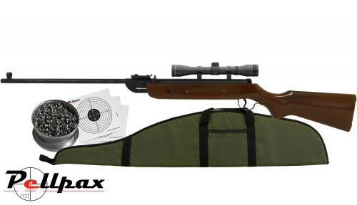 Stinger Starter Kit - .22 Air Rifle